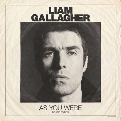 Liam Gallagher details first-ever solo album, As You Were, announces North American tour