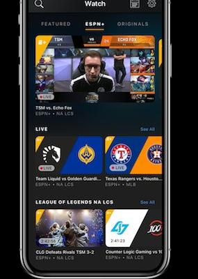 ESPN+ Will Broadcast League Of Legends Competitions Live