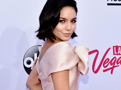 Vanessa Hudgens Just Wore The Coolest Boho Hairstyle Since Flower Crowns