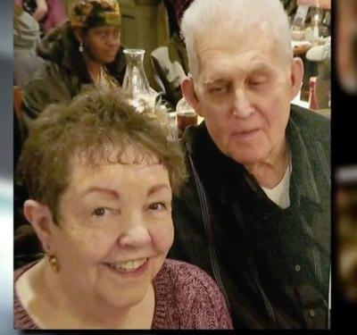 Like a scene straight out of 'The Notebook,' couple married almost six decades die hours apart holding hands