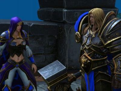 Warcraft 3 Reforged Remasters the Classic RTS, Releasing 2019