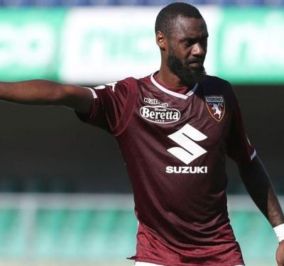 Nicolas Nkoulou sees first Serie A red card in Torino's stalemate