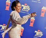 It Doesn't Get Any More Glam Than Tiffany Haddish's One Shoulder Dress
