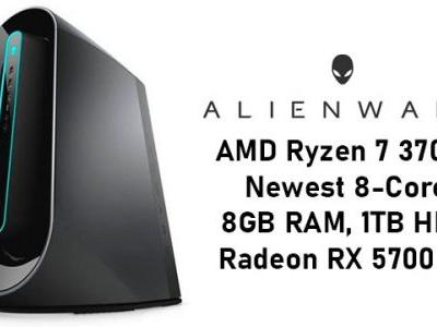 Daily Deals: This Alienware PC Can Handle All Your Gaming and VR Needs for Only $1100
