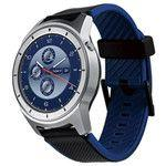 ZTE Quartz smartwatch leaks out, circular display and Android Wear 2.0 on board