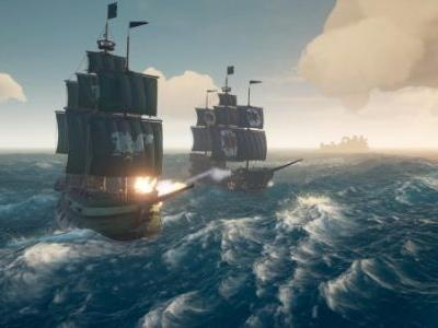 Sea of Thieves patch increases ship respawn distance to combat griefing