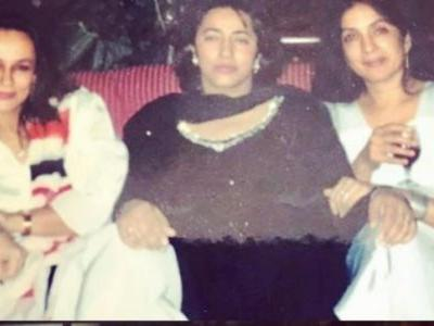 Neena Gupta, Soni Razdan and Anu Ranjan set friendship goals with this then-and-now picture