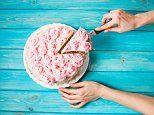 Scientists discover a way to reduce sugar content in cakes by 40%