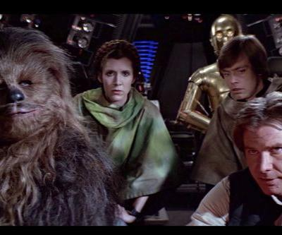 'Return of the Jedi' Is My Favorite 'Star Wars' Movie, Don't AT-AT Me