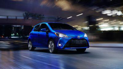 Toyota to Debut 2018 Yaris at New York International Auto Show