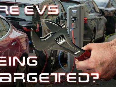 Sunday Musing: Are Electric Cars Being Attacked By Vandals, Haters More?