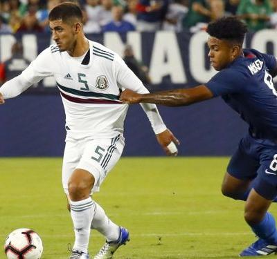 United States 1 Mexico 0: Adams lifts hosts to win