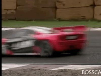 The McLaren F1 vs. Toyota Supra vs. Porsche 911 GT2 vs. Nissan Skyline GT-R Race of Your Dreams Already Exists