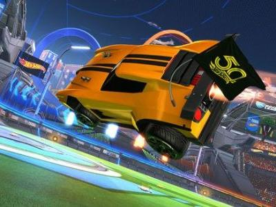 Rocket League Season 9 Starts and Brings Hot Wheels With It
