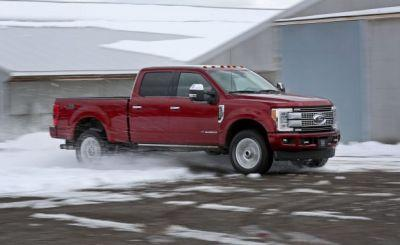2017 Ford F-250 Super Duty Diesel 4×4 Crew Cab Tested: Ever More Super