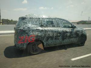 Renault RBC MPV Launch Soon Check Out Spy Pics