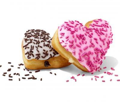 Dunkin's Valentine's Day 2021 Donuts Feature Some Familiar Favorites