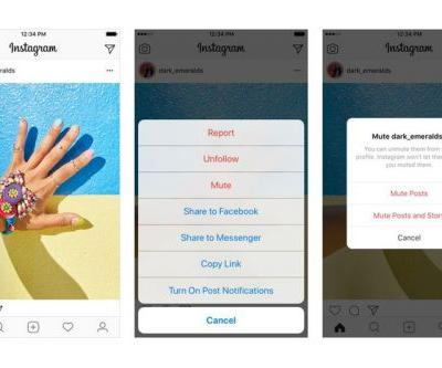 Instagram Finally Adds a Mute Button