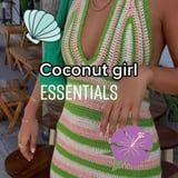 """Coconut Girl"" Is This Summer's Hottest Aesthetic, and It's Equally Nostalgic and Dreamy"