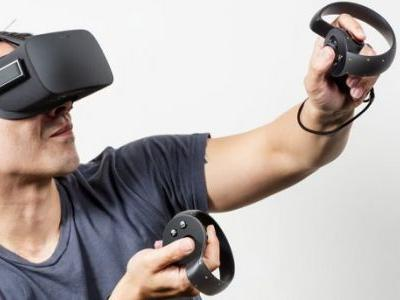 Facebook's latest mishap involves bizarre messages printed on Oculus controllers