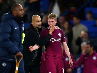 'There was no player better than De Bruyne' - Pep tips Man City star for PFA award