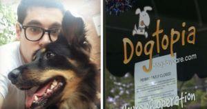 Dog Daycare Abruptly Closes For Good With Dogs Still Inside