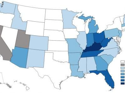 States report some grim hepatitis A numbers to CDC, including 236 deaths