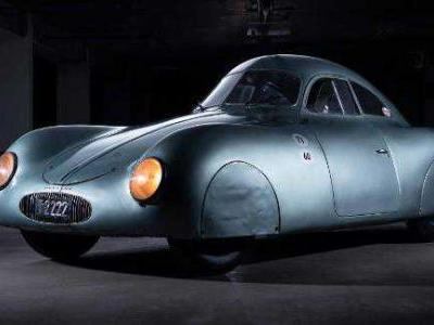 This 1939 car could be the most expensive Porsche ever