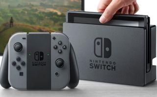 Nintendo's Switch 32GB memory limit sunk by Japan-only dragons game bundle