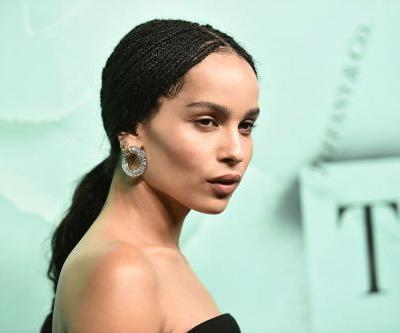 Why Zoe Kravitz wanted to be naked on the cover of Rolling Stone