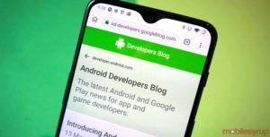 Android Q's first beta focused on privacy, foldable smartphones and more