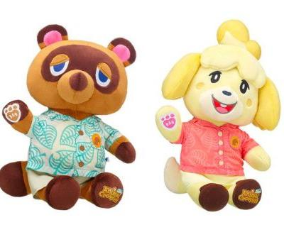 Build-A-Bear's 'Animal Crossing: New Horizons' Collection Sells Out in Hours
