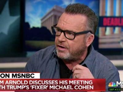 Tom Arnold on Why Racism is Ignored in America: 'Because White People are P*ssies'
