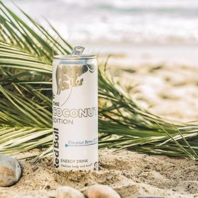 Here's Where To Get Red Bull's Coconut Edition Drink For Free On Oct. 23