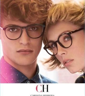Parker van Noord Reunites with CH Carolina Herrera for Fall '18 Campaign