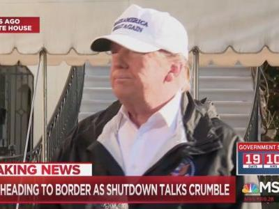7 Mind-Blowing Quotes From Trump's Wild Presser En Route to the Southern Border