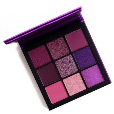 Huda Beauty Amethyst Obsessions Eyeshadow Palette Review & Swatches