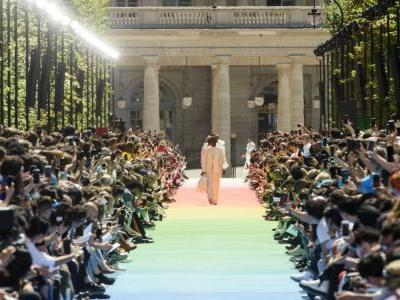 Every Look From Virgil Abloh's Debut Louis Vuitton Collection