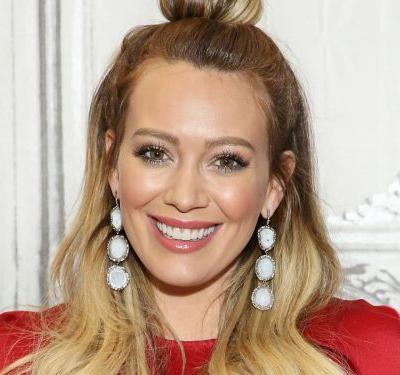 Hilary Duff's New Haircut Makes The Case For Summer Bangs