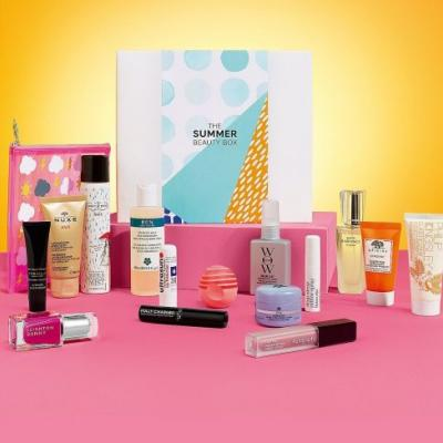 This Isn't Just Any Beauty Box, It's the New M&S Summer Beauty Box