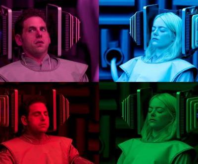 Jonah Hill and Emma Stone in Maniac will make you question what's real