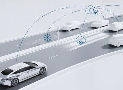 Bosch will roll out cloud-based cloud-detecting technology in 2020