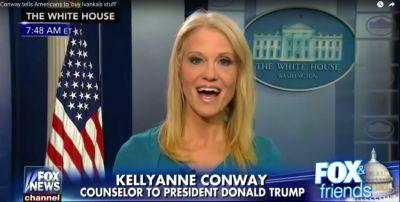 Kellyanne Conway tells America to 'buy Ivanka's stuff,' may have violated federal law
