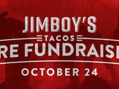 Jimboy's Tacos Donating 20 Percent of Sales on October 24 to NorCal Wildfire Relief