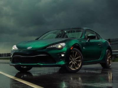 That Stunning British Racing Green Toyota 86 Limited Edition Is Coming to the U.S. After All