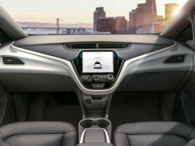 General Motors To Begin Mass Production Of Cruise AV, Driverless Car With No Steering Wheel Or Pedals
