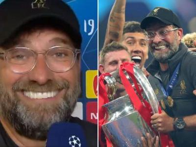 Toe Poke Daily: Liverpool's Klopp celebrated Champions League win by singing 'Let's Talk About Six, Baby!'