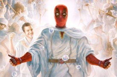 Once Upon a Deadpool Poster Will Have You Believing in