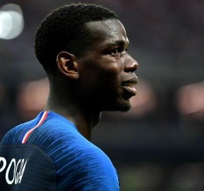 'Why are you talking all this bullsh*t!' - Pogba's World Cup win sees Evra hit back at critics