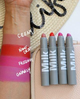 Milk Makeup Lip Color Loves the Lived-In Look
